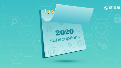 straal blog cover graphic subscriptions trends