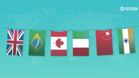 straal an international payment gateway illustration blog