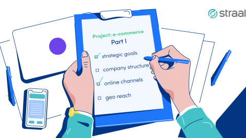 straal blog post e-commerce project management