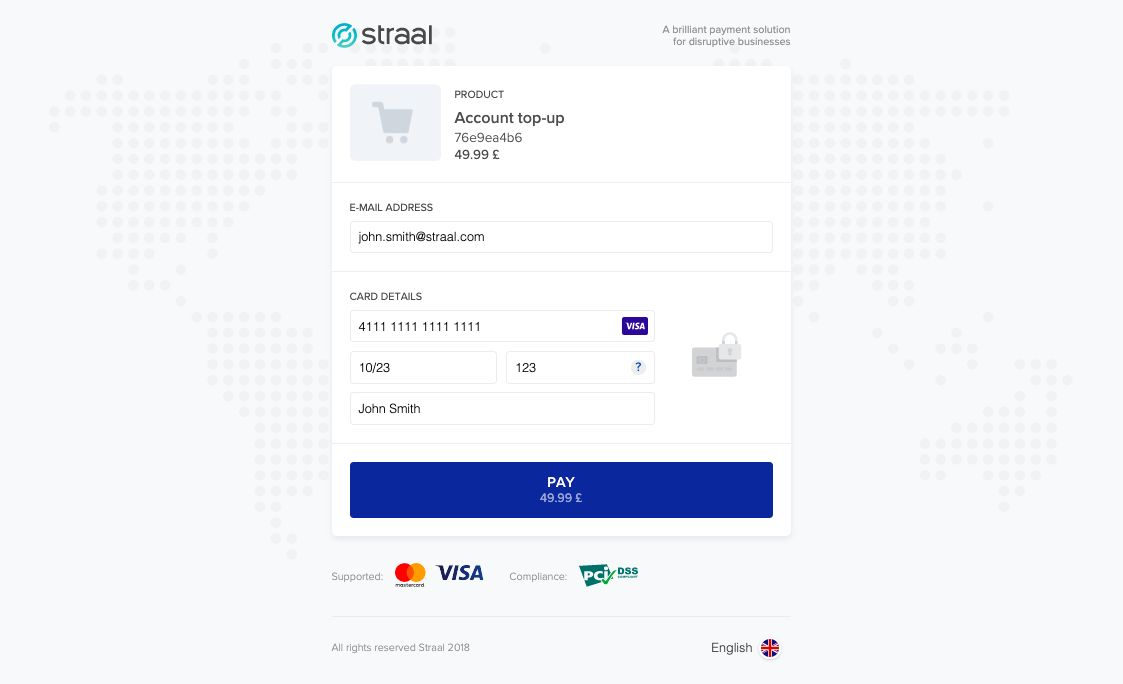 Straal: In Search of International Payment Gateway