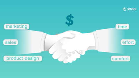 customer transaction costs blog post straal